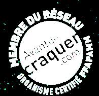 Logo attestant qu'un organisme est certifié FFAPAMM et membre du Réseau Avant de Craquer